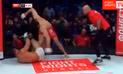YouTube: Luchador más odiado de la UFC recibió 48 golpes en 58 segundos [VIDEO]