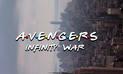 YouTube: Mira este avance de Avengers: Infinity War al estilo 'Friends'