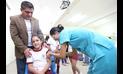 Minsa vacunará a 200 mil niñas a nivel nacional para prevenir cáncer de cuello uterino