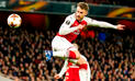 YouTube se rinde ante el fenomenal gol de Aaron Ramsey con 13 toques previos en Arsenal [VIDEO]