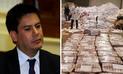 Fujimorista es exsocio del cabecilla de la mafia que cayó con tonelada de droga [VIDEO]