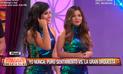 Thamara Gómez protagonizó incómodo momento en programa de Katia Palma [VIDEO]