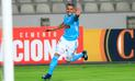 Sporting Cristal vs. Alianza Lima: el soberbio 'hat-trick' de Emanuel Herrera