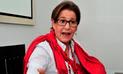 Susana Villarán negó que se haya reunido con el presidente del Poder Judicial