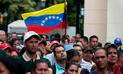 Venezolanos en Perú pedirán canal humanitario a Nicolás Maduro [VIDEO]