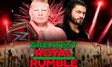 WWE: Brock Lesnar y Roman Reigns tendrán revancha por el Título Universal