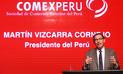 """Martín Vizcarra quiere lograr la """"reconciliación al interior del país"""""""