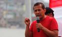 """Ollanta Humala: """"Espero que el Tribunal Constitucional actúe con justicia"""""""
