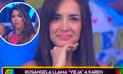 """EEG: Rosángela Espinoza llama """"vieja"""" a Karen Dejo y ella le responde [VIDEO]"""