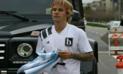 Facebook: Justin Bieber destrozó celular de fan argentino que le pidió una foto