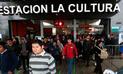 Metro de Lima: estación La Cultura permanecerá cerrada durante Cumbre de las Américas
