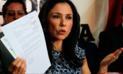 """Nadine Heredia: """"Todos los acusados por Jorge Barata deben estar con prisión preventiva"""""""
