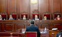 TC suspende hasta el 26 de abril definir caso Humala y Nadine