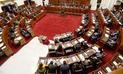 Vía referéndum buscan eliminar la inmunidad parlamentaria