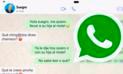 WhatsApp Viral: Descubre infidelidad de su suegro y se aprovecha de la peor manera