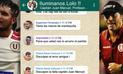 WhatsApp: Chat parodia de Universitario de Deportes tras perder el clásico es viral