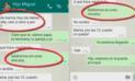 Vía WhatsApp: Quiso recoger a su hijo del hospital y se llevó aterradora sorpresa [FOTOS]