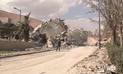 Siria: Centro de Investigación Científica en escombros tras bombardeo [VIDEOS]