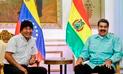 Nicolás Maduro vuelve a atacar a Macri, Temer y Santos
