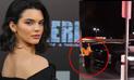Kendall Jenner y su desplante a dos youtubers peruanas que querían una foto con ella [VIDEO]