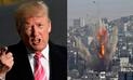 """Donald Trump: """"Siria no derribó ningún misil lanzado por EE.UU."""""""