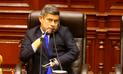 """Galarreta: Crítica al Congreso por elegir a su contralor """"es anecdótico"""" [VIDEO]"""