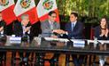 Martín Vizcarra preside sesión de GORE Ejecutivo con cinco mesas temáticas