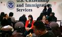 Estados Unidos: cinco inmigrantes pierden la nacionalidad y ahora todos temen