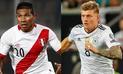 Perú vs Alemania: Confirman fecha de partido que jugará la 'bicolor'