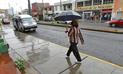 Senamhi: lluvias intensas desde el domingo en 65 provincias de la sierra