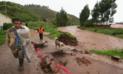 Desde mañana se registrarán lluvias intensas en 10 regiones del país