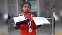 Niña cusqueña se corona como campeona nacional de ajedrez