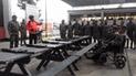 Ejército peruano, pionero en integrar personal con discapacidad