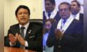 Integrante del Consejo Ejecutivo del PJ apoyó candidatura de Guido Águila al CNM