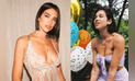 Dua Lipa celebró su cumpleaños con vestido de transparencias en Instagram