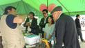 Especialistas del IGP presentan efectos de fallas geológicas en el Huaytapallana