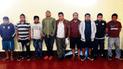 En megaoperativo detienen a once miembros de banda criminal