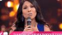 Tula Rodríguez se quebró al hablar sobre la salud de Javier Carmona [VIDEO]