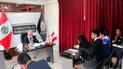 Huaraz: prisión preventiva contra efectivo por solicitar coima
