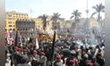 Procesión de  Santa Rosa de Lima recorrió el centro histórico. [FOTOS]
