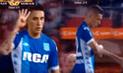 Ricardo Centurión se disculpó con hinchas de Racing tras los incidentes en el Estadio Monumental [VIDEO]