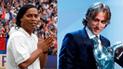 Ronaldinho mandó afectuoso mensaje a Luka Modric por premio a mejor jugador