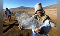 Temperaturas de 18 grados bajo cero pronostica el Senamhi para la sierra sur