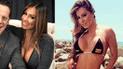 Esperanza Gómez conoce al doble de Justin Bieber y graba sensual encuentro