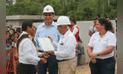 Madre de Dios: En octubre estará lista la primera planta de tratamiento de aguas residuales