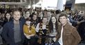 Actores de Animales Fantásticos celebran el día del regreso a Hogwarts [FOTOS]