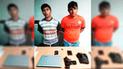 La Libertad: asaltantes fueron capturados con ametralladora