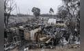 Surco: Controlan incendio en almacén de Emape [FOTOS]