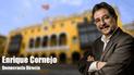 Enrique Cornejo aspira a la alcaldía de Lima con Democracia Directa [PROPUESTAS]