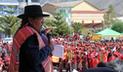 Huancavelica: Gobierno Regional entrega kits escolares en Tayacaja
